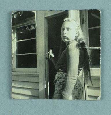 Photograph of Betty Beaurepaire, c1942