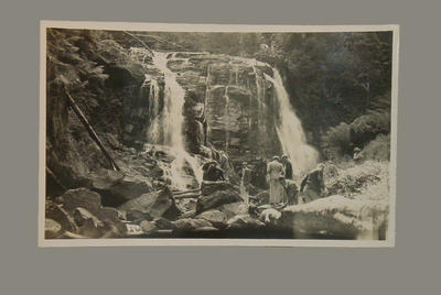 Photograph taken during VJCA tour of Tasmania, c1937-38; Photography; M8061
