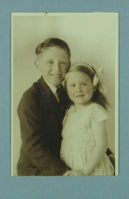 Photograph of Ian & Betty Beaurepaire