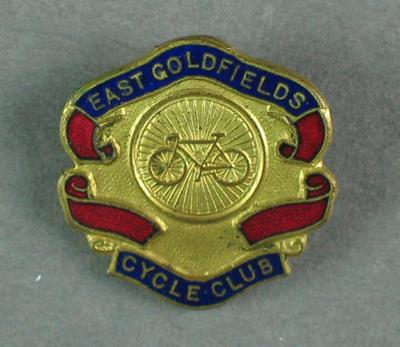 Badge - Eastern Goldfields Cycling Club