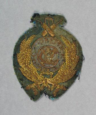 Bullion badge, UCC VCA Premiers 1928-29