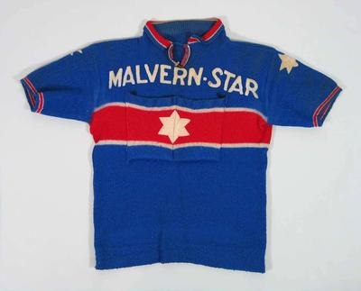 Malvern Star cycling Jersey c. 1945