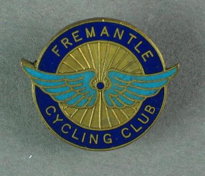Cufflink - Fremantle Cycling Club