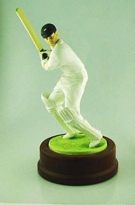 Ceramic figurine, John Hobbs