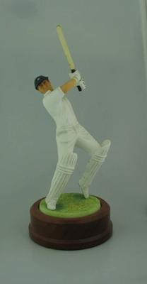 Ceramic figurine, Geoffrey Boycott