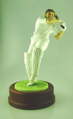 Ceramic figurine, Ian Botham