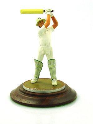Figurine, Ian Botham; Domestic items; M5079