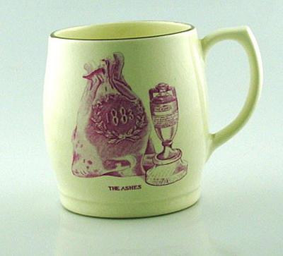 Mug, Ashes urn design