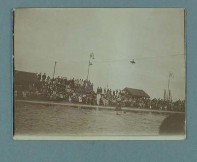 Photograph of the swimming baths at Durban