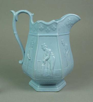 Jug, cricket design