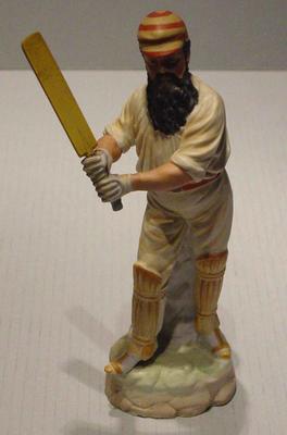 Figurine, W G Grace