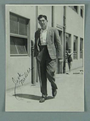 Photograph of Jack Medica