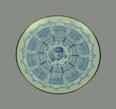 Plate, Leslie Ames - Century of Centuries