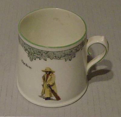 """Mug, """"The Boss"""""""