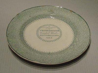 Plate, Teignbridge Cricket Club