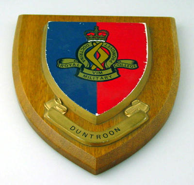 Shield -  Royal Military College Duntroon
