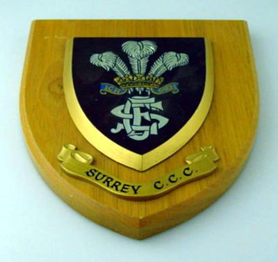 Shield - Surrey County Cricket Club