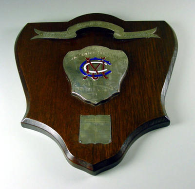 Shield - MCC Autumn Doubles Championship presented by Geoffrey Syme