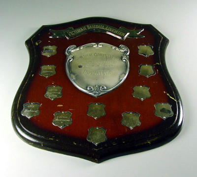 Shield - Victorian Baseball Association,  Summer Competition - Premiers