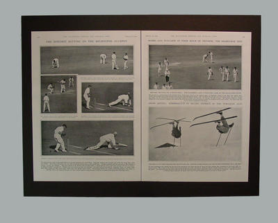 The Illustrated Sporting & Dramatic News, pp.358-539, 16 February 1929; Documents and books; M6915.2