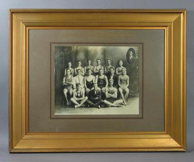 Photograph of Australian Swimming Champions, Western Australia 1923