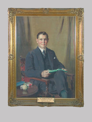 Portrait of Ramsay Mailer by Charles Wheeler c. 1944