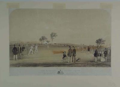 """ The Magdalen Cricket Ground """
