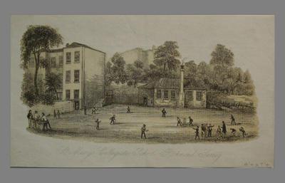 """St Mary's Collegiate School Richmond Surrey"""