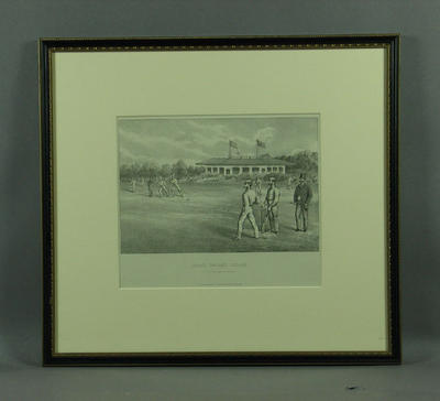 """""""Lords Cricket Ground"""""""