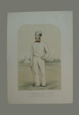 """English cricketer - """"Alfred Diver"""""""