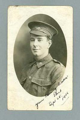 Portrait of Albert H Riddell, c1916