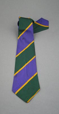 Tie - Kingston Cricket Club, Jamaica