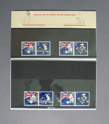 Presentation pack, Australian Bicentenary stamp issue