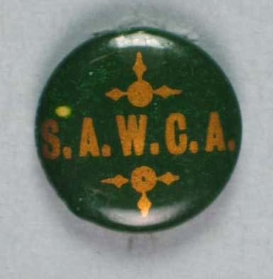 Badge, South Australian Women's Cricket Association