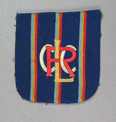 Blazer pocket, Raymond Ladies Cricket Club
