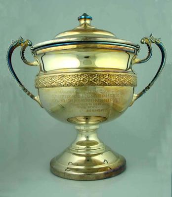 Southern Hemisphere Pigeon Championship Cup 1934