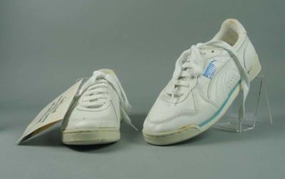 """Pair of Puma """"Workout"""" tennis shoes"""