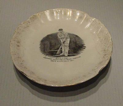 Compote, George Hirst Yorkshire Benefit -  Aug 1st 1904