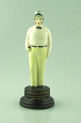 """Figurine, """"William Clarke"""""""