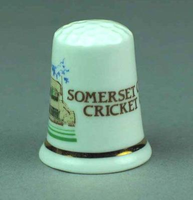 Thimble, Somerset County Cricket Club