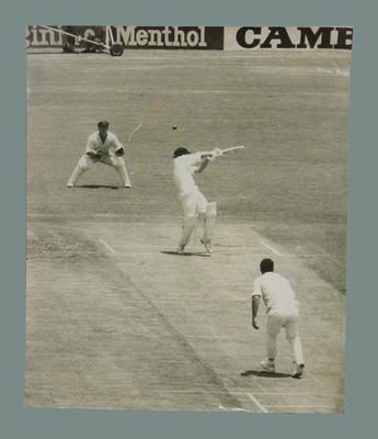 Ian Chappell swings c 1970