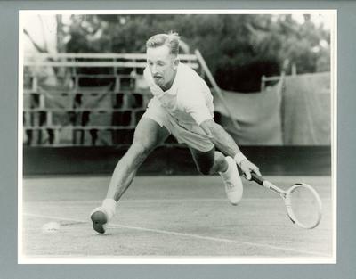 Photograph of Rod Laver, c1960s