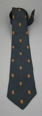 Tie, Marylebone Cricket Club; Clothing or accessories; M8954