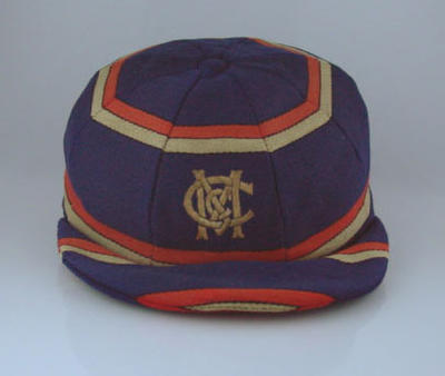 Cap, Melbourne Cricket Club