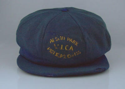 Cap, Albert Park VJCA Premiers 1934-35