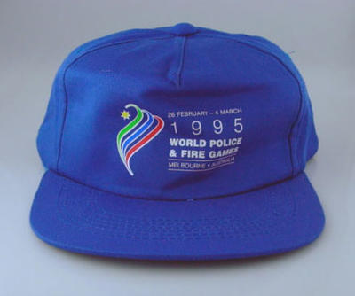 Cap, 1995 World Police & Fire Games
