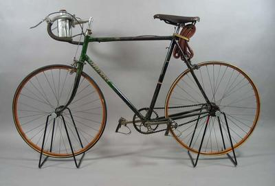Bicycle ridden in Centenary 1000 Cycle Race by Ken Cross, 1934