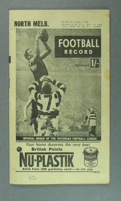 Football Record, 5 Jun 1965; Documents and books; Documents and books; M9213