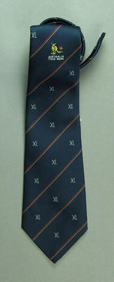 Tie, The Forty Club - Australia Tour 2000; Clothing or accessories; M9046