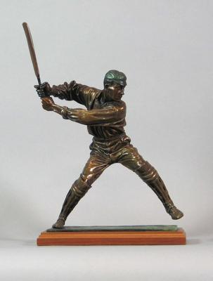 Statuette, Victor Trumper
